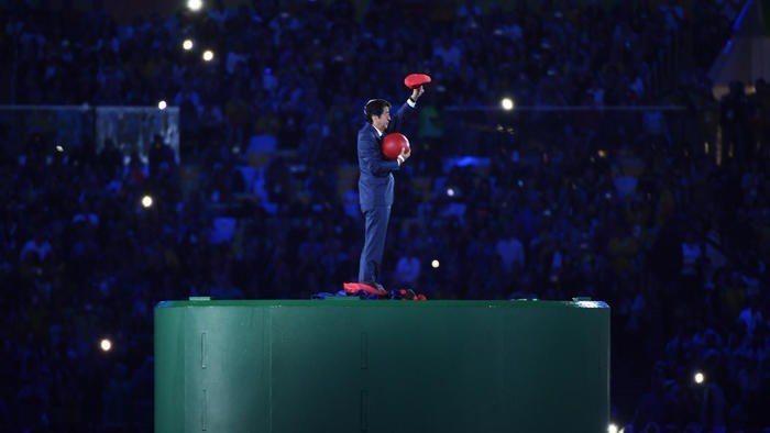 還記得里約奧運會閉幕式上的「瑪利歐」嗎?這可是遊戲人創造出來的文化軟實力。