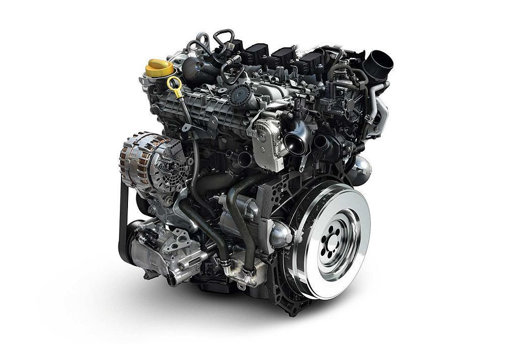 已經陸續應用在新世代都會車款上的新汽油引擎,是由Renault-Nissan-Mitsubishi聯盟與Daimler集團共同開發。 圖/Renault-Nissan-Mitsubishi提供