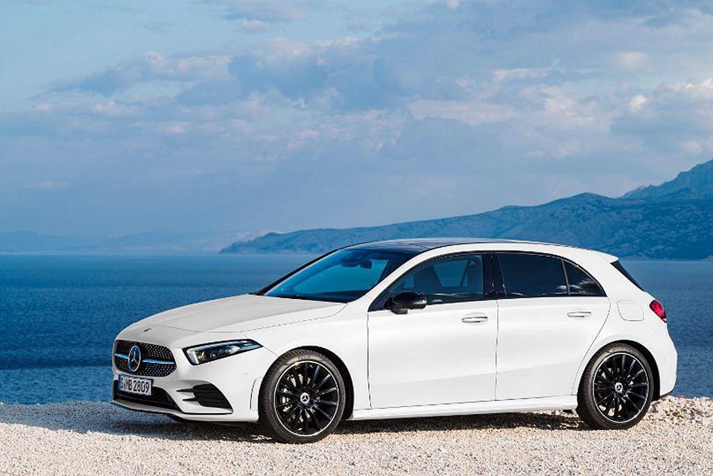 全新第四代賓士A-Class已經開始使用這具1.3L汽油渦輪引擎外,未來旗下各款NGCC都會小車也將會搭載。 圖/Mercedes-Benz提供