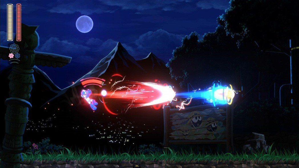 動力齒輪可以加強洛克人的攻擊能力,包括洛克砲與特殊武器都可以。普通狀態下可以使出...