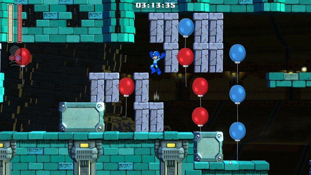 你能夠只打破藍色氣球而不碰到紅色氣球(碰到會多計算時間)而過關嗎?