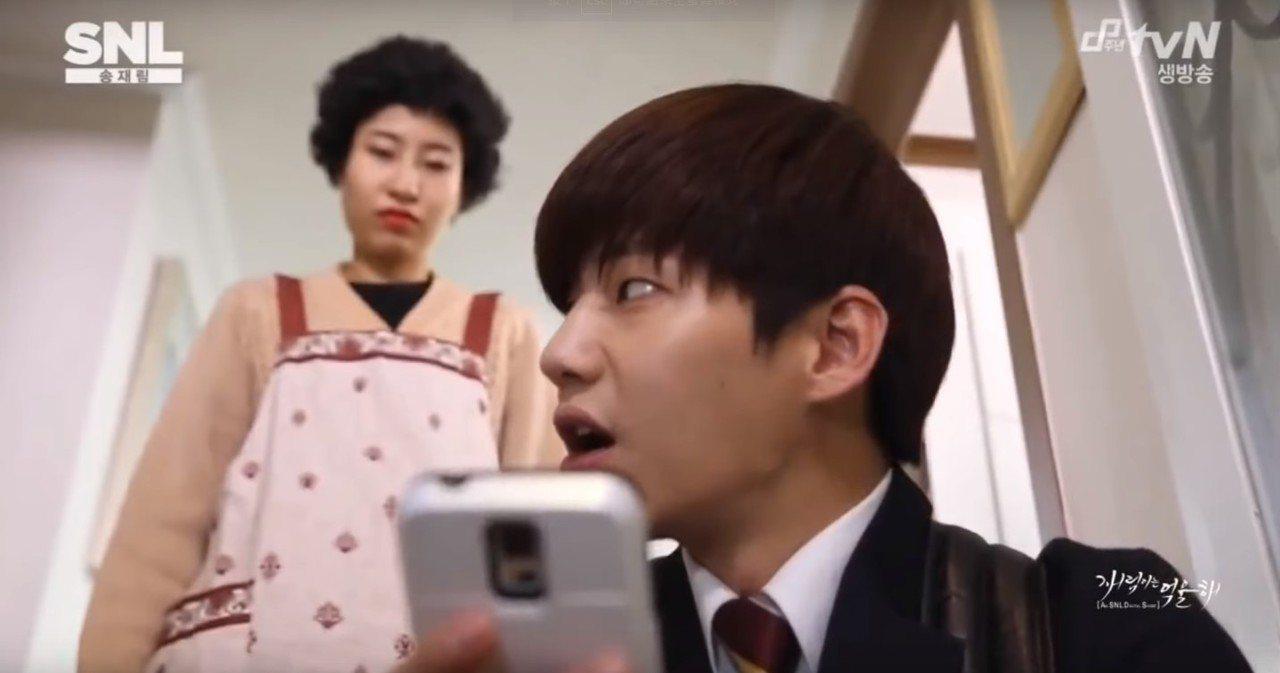 圖片來源/《SNL KOREA》