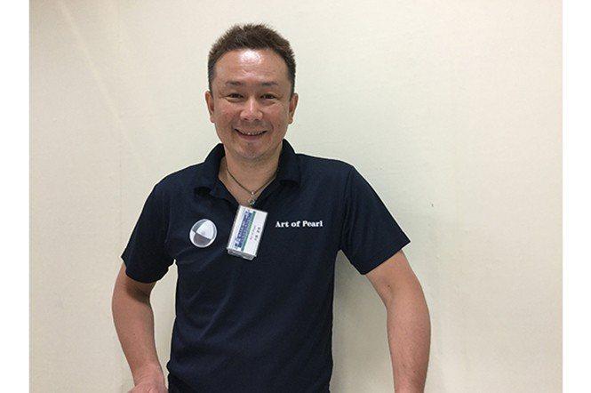 井藤喜晴先生。
