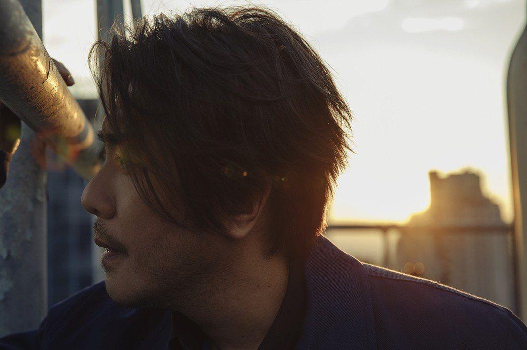 阿杜推出個人第10張專輯「我不該躲」。圖/種子提供
