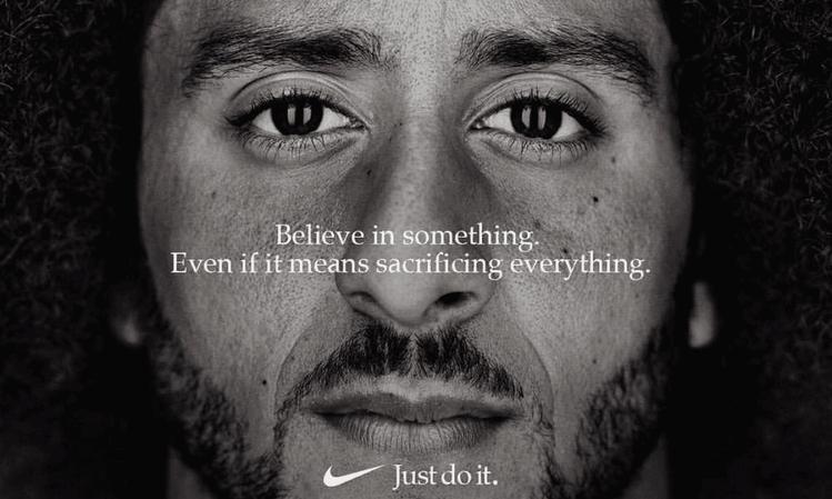 Nike特別推出了一支名為「Dream Crazy」的影片,同時,找來倍受爭議的...
