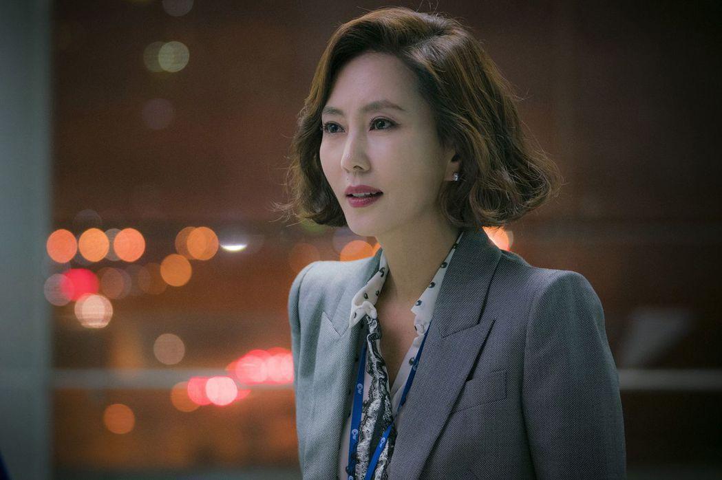 金南珠暌違6年接演電視劇。圖/中天娛樂台提供