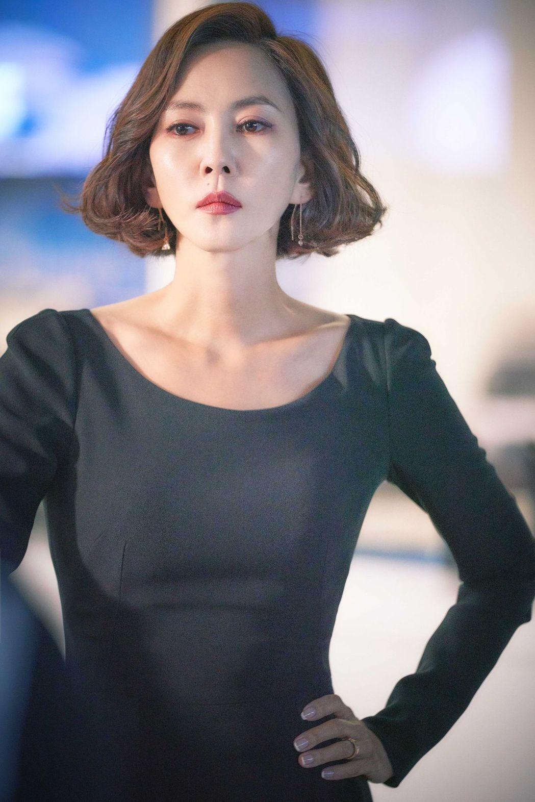 金南珠在拍攝前特別減重7公斤。圖/中天娛樂台提供