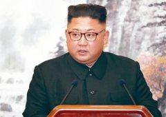笑容取代飛彈 金正恩邀教宗訪北韓