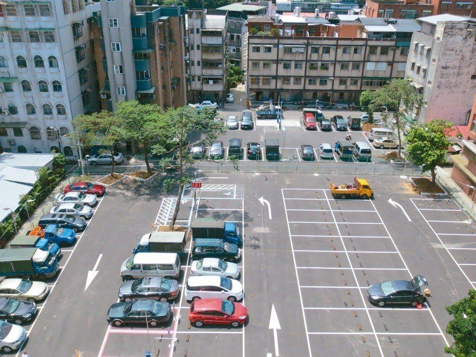 地價稅將開徵,停車場等容易出錯。 本報系資料庫
