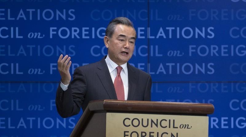 中國國務委員兼外長王毅。 中新社資料照片