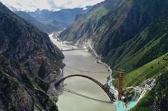習近平拍板 全面啟動川藏鐵路建設
