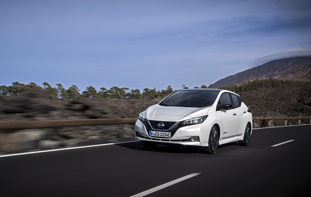 Nissan Leaf在挪威非常熱門。 摘自Nissan