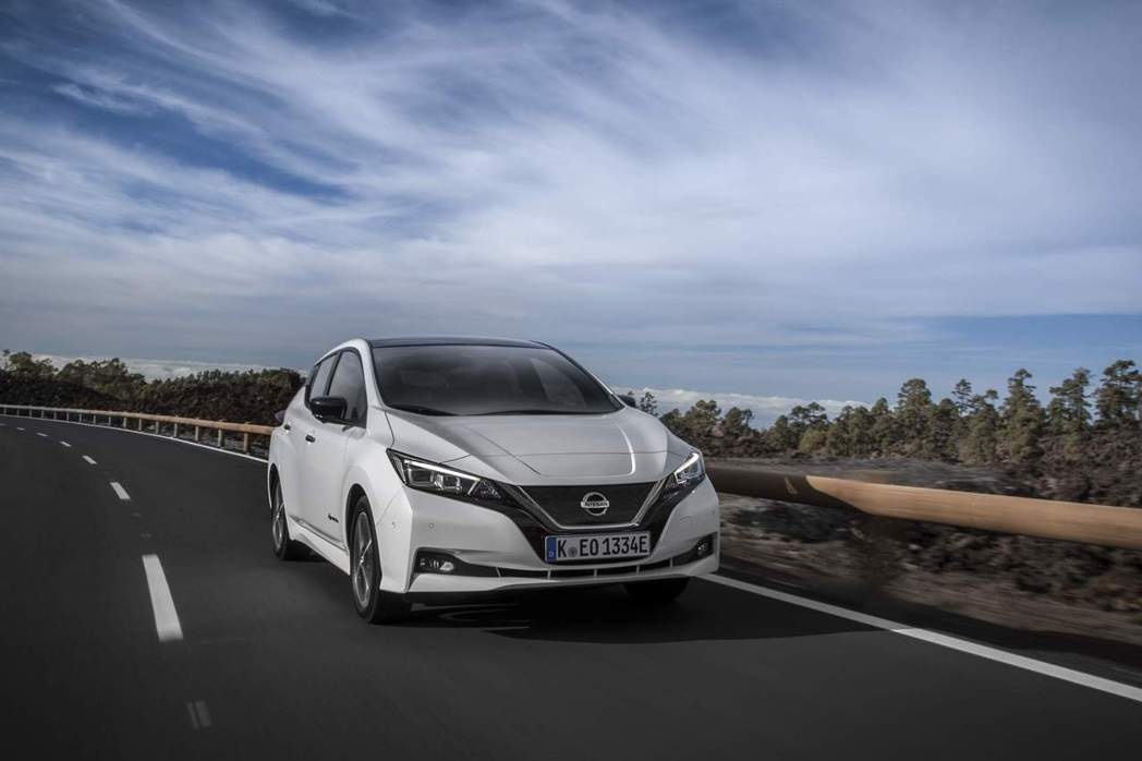 Nissan Leaf。 摘自Nissan