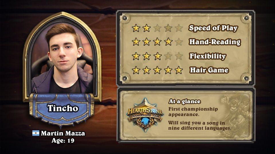 阿根廷選手Tincho/炫砲髮型5顆星