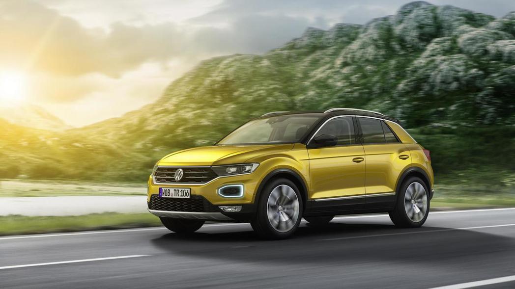 T-Roc是Volkswagen車系中,身形最小的SUV(準確來說是T-Cros...