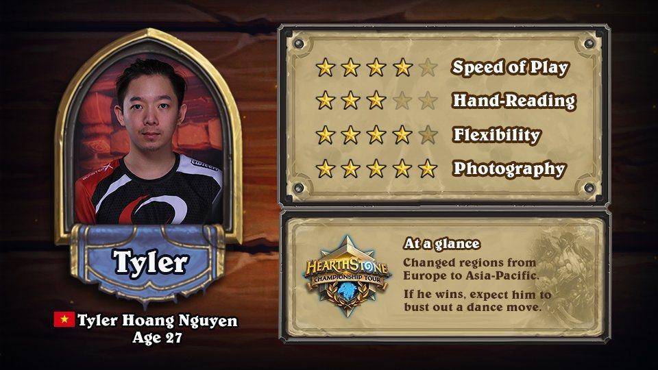 越南選手Tyler/拍照能力5顆星