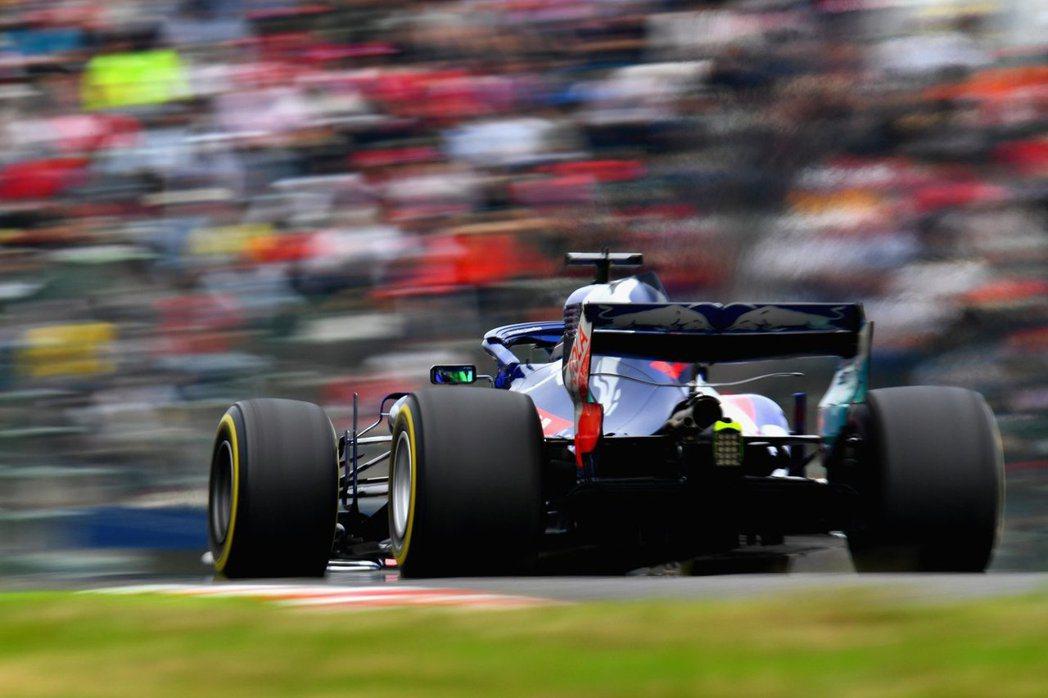 紅牛一隊明年也將採用Honda的動力單元。 摘自Toro Rosso