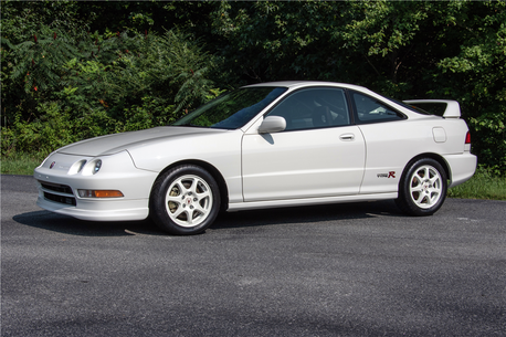 1997 Acura Integra Type R高價賣出!本田魂經典之作!