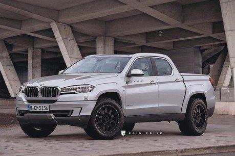 BMW不考慮推出Mercede-Benz X-Class殺手