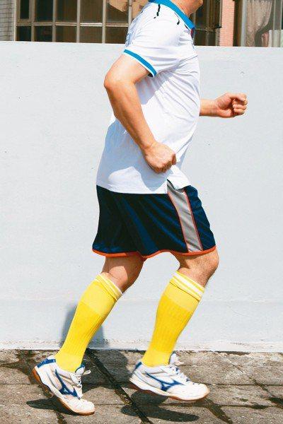跑走運動注意事項:1.心跳數 2.運動時間 3.適用對象 4.跑走姿勢