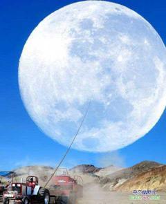 連月亮也盜版?陸2020夢想發射「人造月」比本尊亮8倍