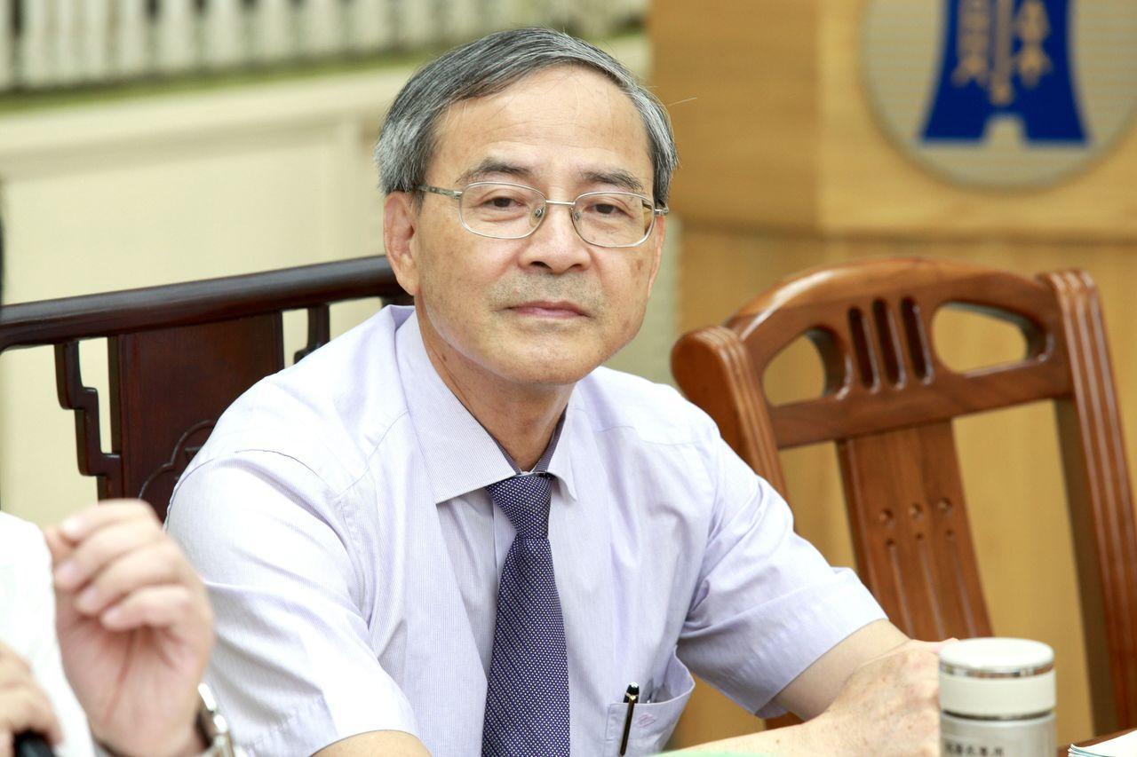國安基金執行秘書財政部次長阮清華表示,國安基金沒有進場護盤。 聯合報系資料照片