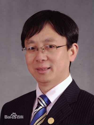 復旦大學美國研究中心主任吳心伯。圖截自百度百科