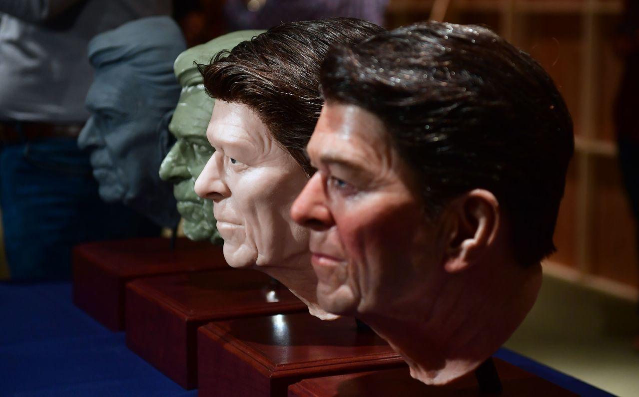 雷根總統圖書館(Ronald ReaganPresidential Librar...