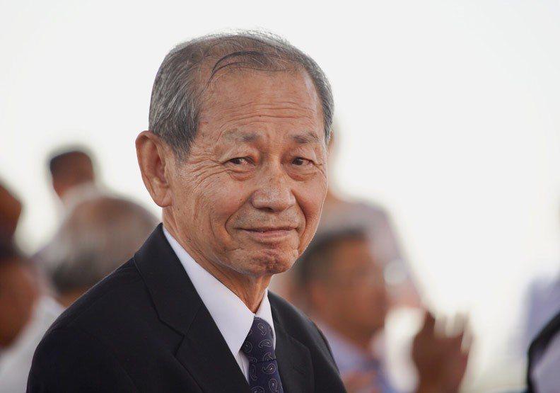 麥寮工業專用港管理公司董事長陳寶郎。圖/遠見提供