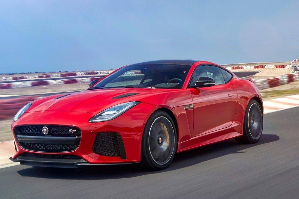 2020的Jaguar F-Type將會使用BMW的V8引擎?