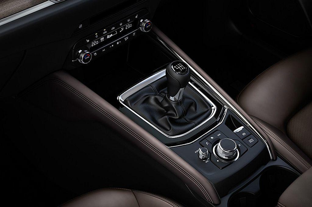 日規新年式Mazda CX-5 2.2D渦輪柴油動力,新增SKYACTIV-MT...