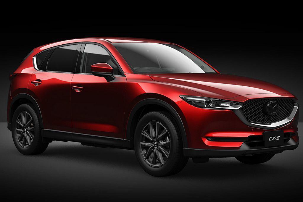 日規新年式Mazda CX-5,除符合先前傳言增加2.5T汽油渦輪動力外,在車型...