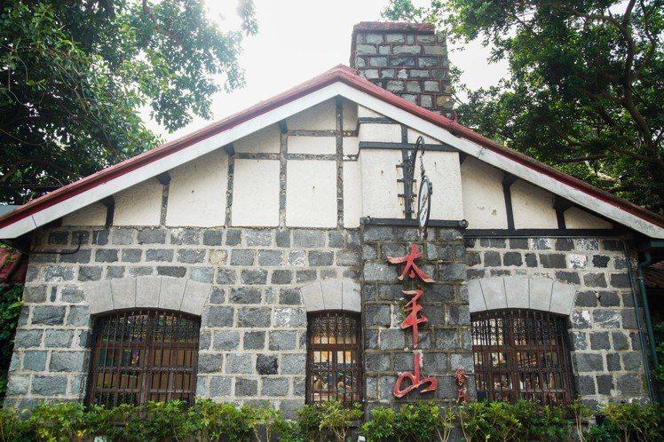 太平山餐廳已被列為二級歷史建築物。圖/香港旅遊發展局提供