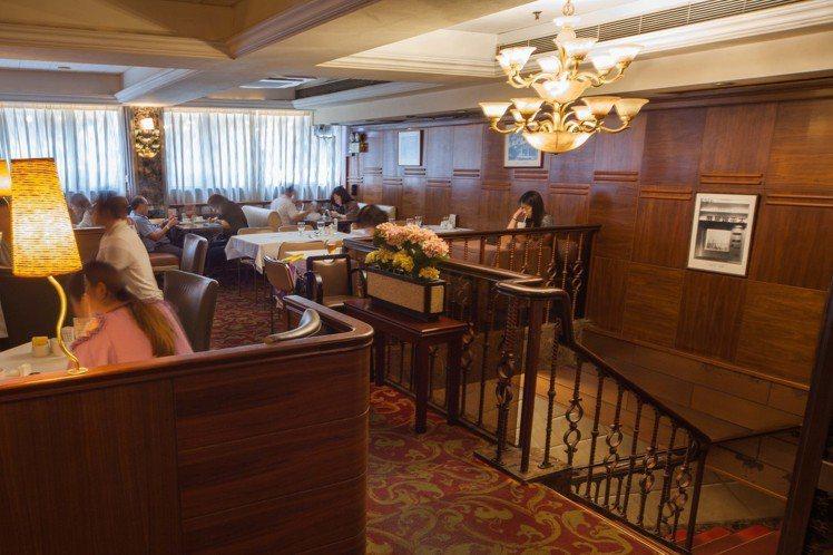 1938年進駐香港的太平館餐廳,已有80年歷史。圖/香港旅遊發展局提供
