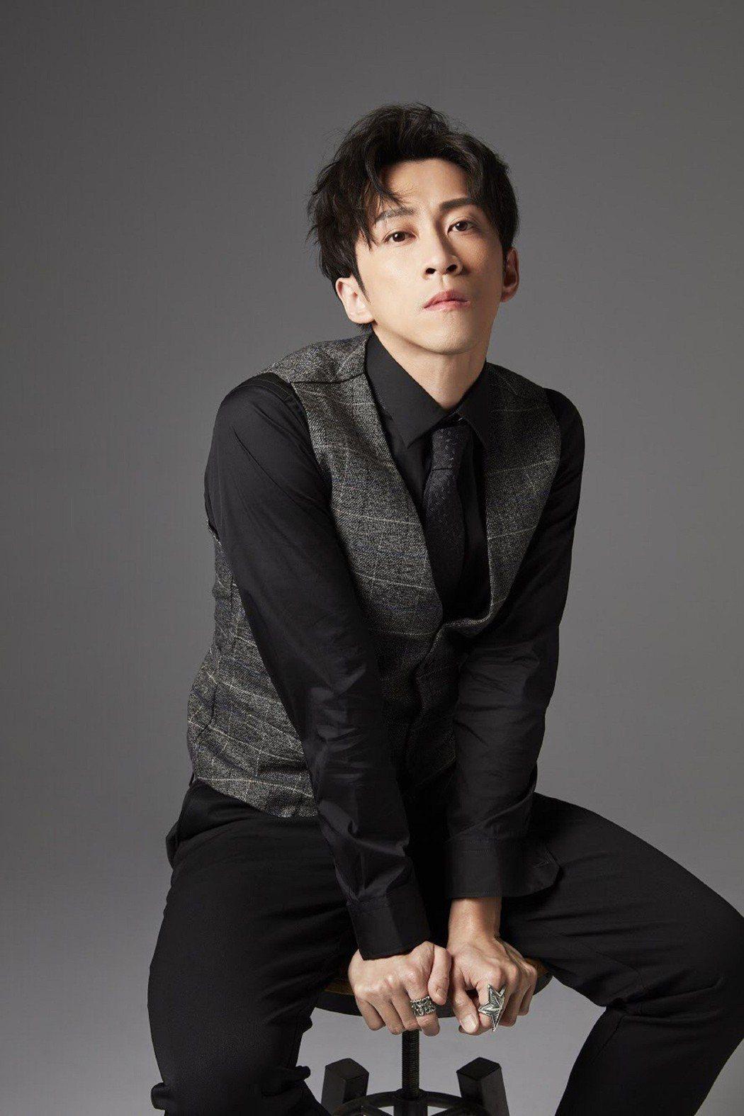 陳漢典11月7日將發行單曲。圖/有聲娛樂提供