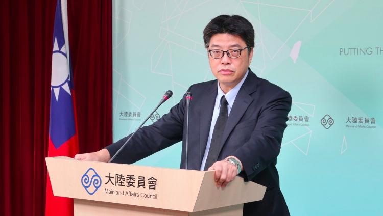 陸委會發言人邱垂正說,高度自治跟人權自由,是香港成為國際金融中心的基石。圖/聯合...