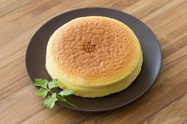 北海道乳酪蛋糕,建議售價79元,特價72元。圖/全聯提供