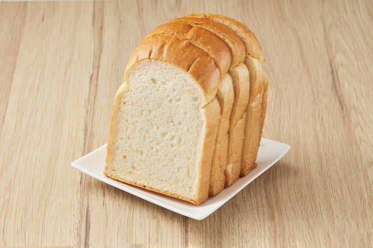 由2018世界麵包冠軍王鵬傑監製的夢之力吐司,建議售價48元。圖/全聯提供