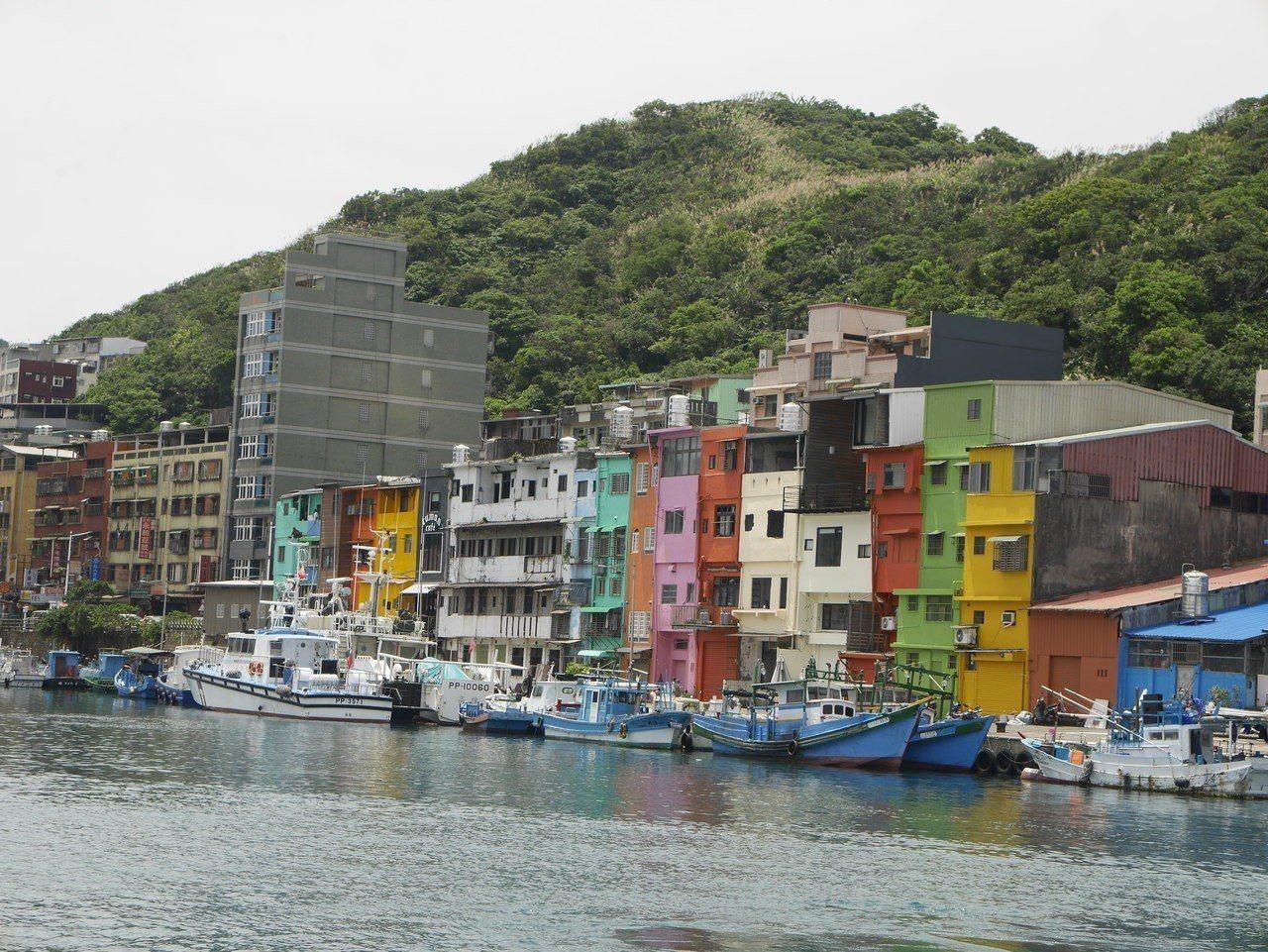 基隆市中正區臨海有觀光特性的區域,幾乎都可以申請民宿。記者吳淑君/攝影
