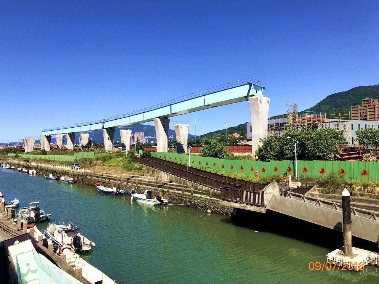 日前賴清德在立法院針對淡江大橋建設進度,表示新北市府並未明確表態,是否願意負擔橋...