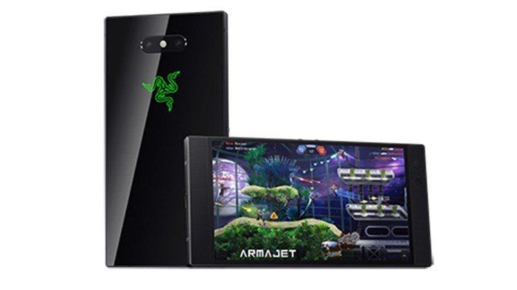Razer Phone 2擁有旗艦級性能,讓手機遊戲體驗再升級。圖/Razer提...
