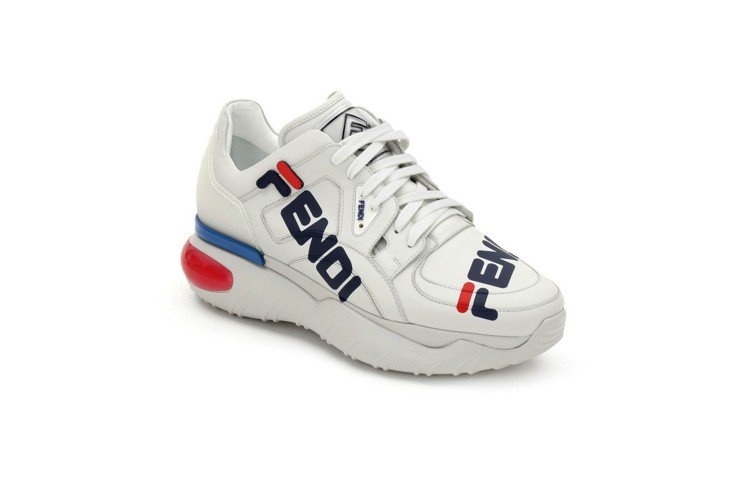 FENDI Mania運動鞋,價格店洽。圖/FENDI提供