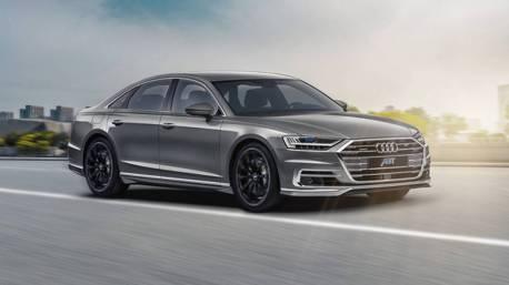 ABT Sportsline推出Audi A8外觀升級套件