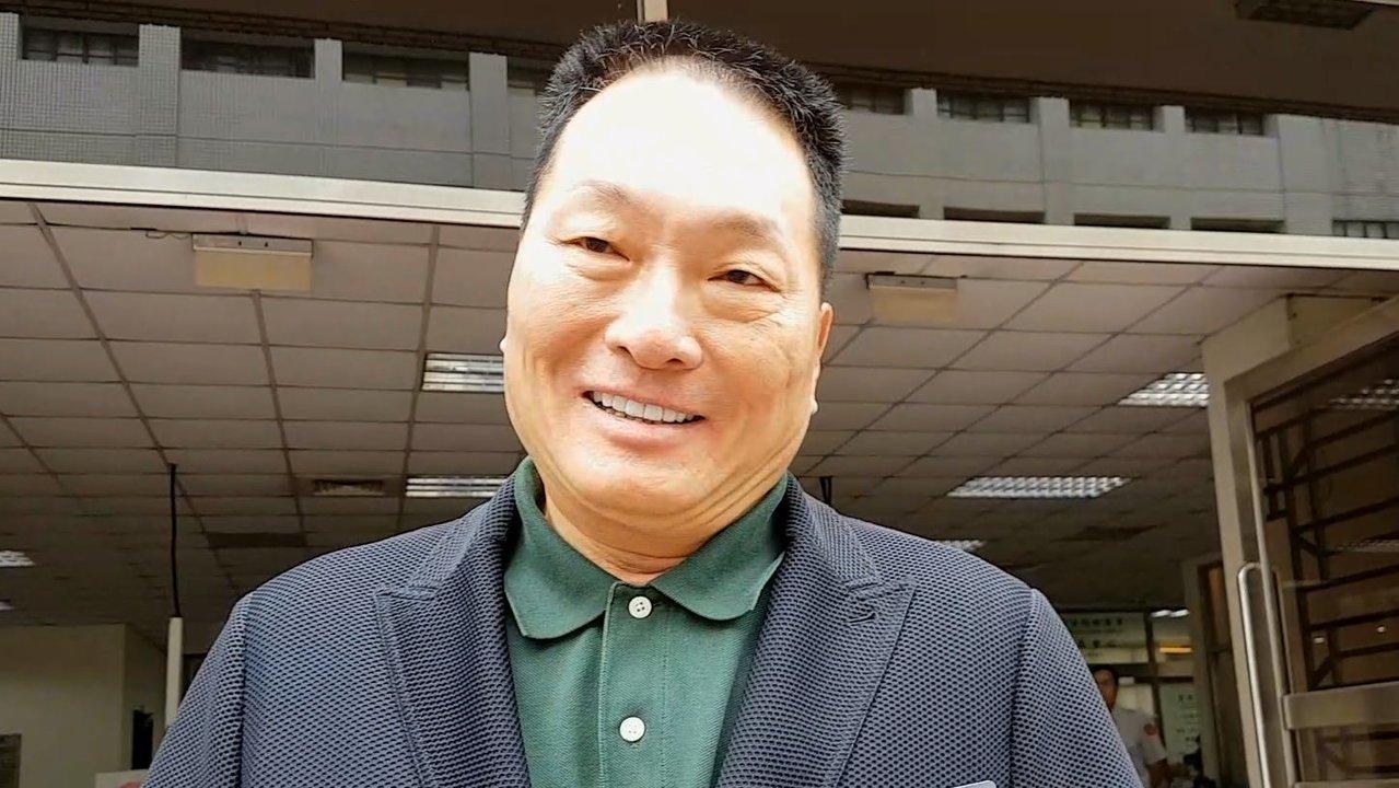 東森集團總裁王令麟。 報系資料庫