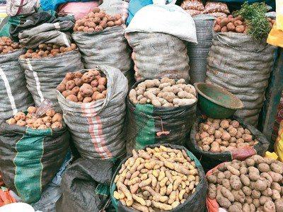 很想知道祕魯人一頓飯能吃下多少馬鈴薯?圖/葉一南(「亞洲五十最佳餐廳」,香港...
