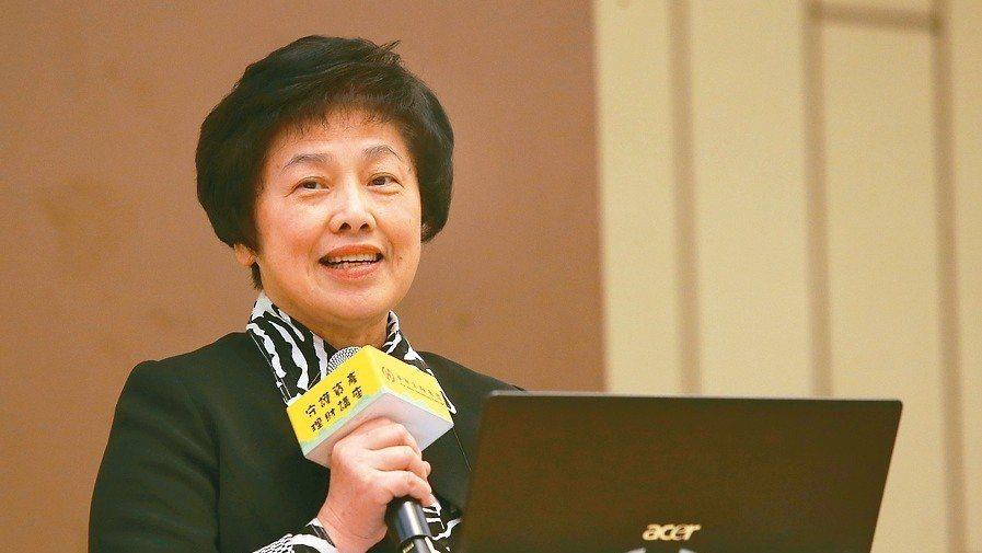 華南金控總經理羅寶珠 記者高彬原/攝影