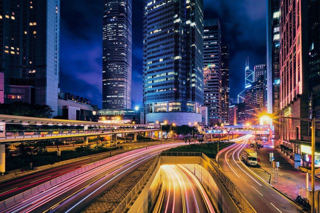 睽違五年,香港重登中國最有競爭力城市。圖/ingimage