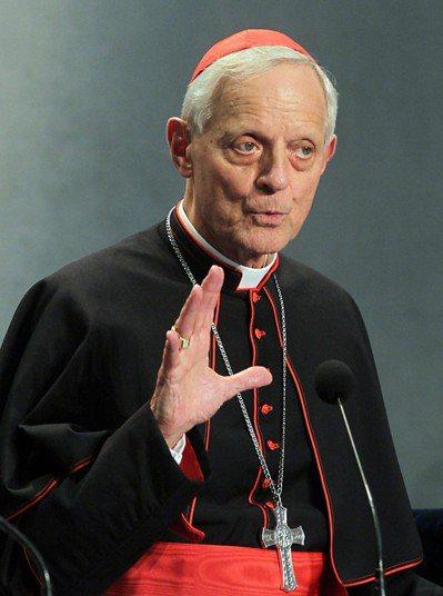 烏爾樞機辭去美國華盛頓總主教一職。 歐新社