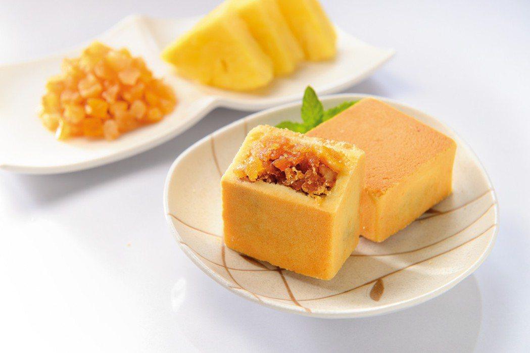 「鳳盒子funbox」新推出的「桔利酥」。 業者/提供