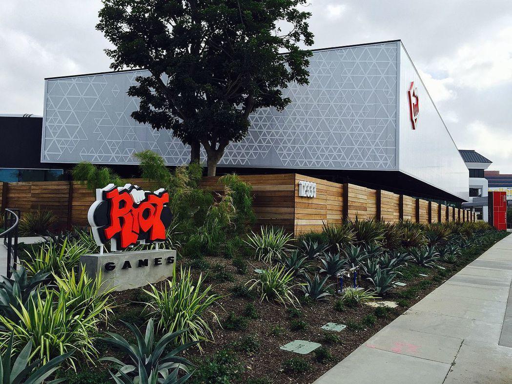 Riot Games位在加州的總部。